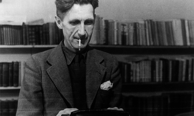 George Orwell, human resources and the English language