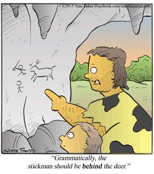 Grammar gripes